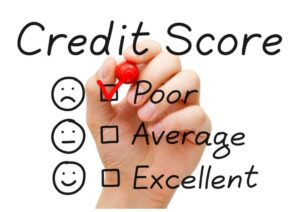 Commercial truck Insurance and the impact of your credit profile.